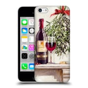 OFFICIAL THE MACNEIL STUDIO CHRISTMAS DECORS Mulled Wine Hard Back Case for Apple iPhone 5c (9_E_1D535)