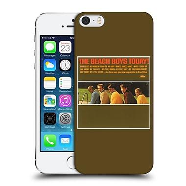 OFFICIAL THE BEACH BOYS ALBUM COVER ART Today Hard Back Case for Apple iPhone 5 / 5s / SE (9_D_1CBF2)