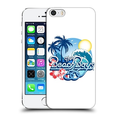 OFFICIAL THE BEACH BOYS KEY ART 50th Anniversary Logo Hard Back Case for Apple iPhone 5 / 5s / SE (9_D_1CC00)