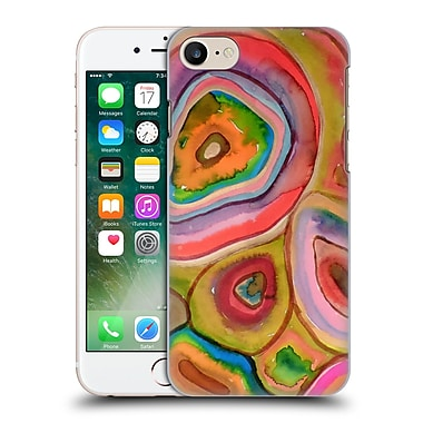 OFFICIAL SYLVIE DEMERS ABSTRACTION Les Agathes Hard Back Case for Apple iPhone 7 (9_1F9_1BAB0)