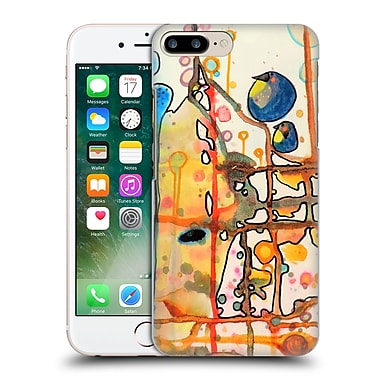 OFFICIAL SYLVIE DEMERS BIRDS 2 With You Hard Back Case for Apple iPhone 7 Plus (9_1FA_1BACC)