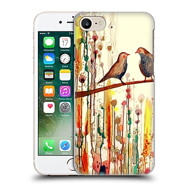 OFFICIAL SYLVIE DEMERS BIRDS Les Gypsies Hard Back Case for Apple iPhone 7 (9_1F9_1BABC)