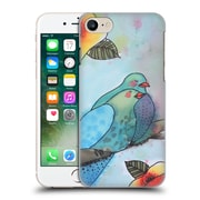 OFFICIAL SYLVIE DEMERS BIRDS Little Bit Longer Hard Back Case for Apple iPhone 7 (9_1F9_1BABE)