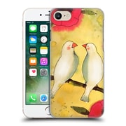 OFFICIAL SYLVIE DEMERS BIRDS Les Poetes Hard Back Case for Apple iPhone 7 (9_1F9_1BABD)
