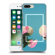 OFFICIAL THE 1975 KEY ART Roses Blue Hard Back Case for Apple iPhone 7 Plus (9_1FA_1DB4D)