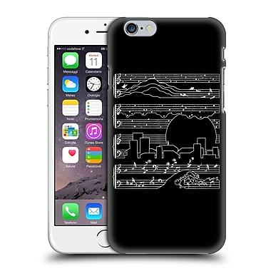 OFFICIAL TOBE FONSECA MUSIC 2 The Moonlight Sonata Hard Back Case for Apple iPhone 6 / 6s (9_F_1B535)