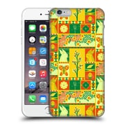 OFFICIAL TOBE FONSECA PATTERNS Spring Square Hard Back Case for Apple iPhone 6 Plus / 6s Plus (9_10_1AA1A)