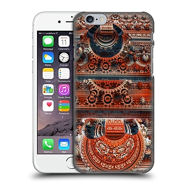 OFFICIAL SVEN FAUTH ABSTRACT Super Computer 2 Hard Back Case for Apple iPhone 6 / 6s (9_F_1C902)