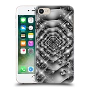 OFFICIAL SVEN FAUTH KALEIDOSCOPE Space Station Hard Back Case for Apple iPhone 7 (9_1F9_1DBDF)