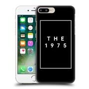 OFFICIAL THE 1975 KEY ART Logo Black Hard Back Case for Apple iPhone 7 Plus (9_1FA_1DB50)