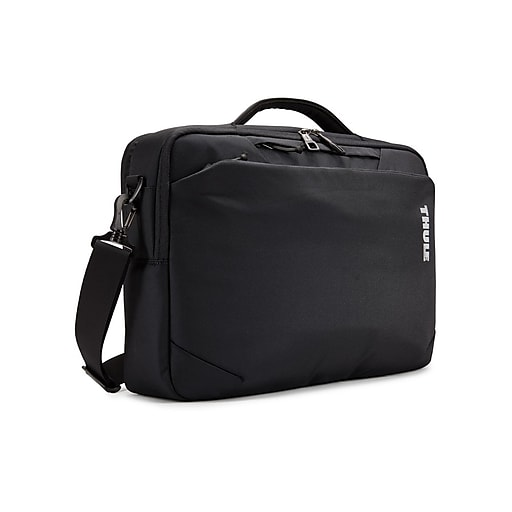 Thule Subterra Laptop Case Black Nylon 3204086 At Staples