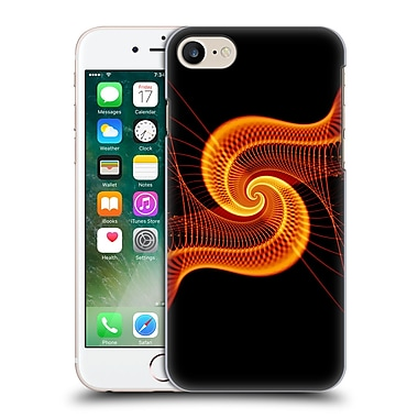 OFFICIAL SVEN FAUTH HELIX Fire Snail Hard Back Case for Apple iPhone 7 (9_1F9_1C914)