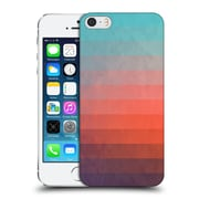 OFFICIAL SPIRES FADES Blue Watching Hard Back Case for Apple iPhone 5 / 5s / SE (9_D_1D9C6)