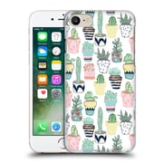 OFFICIAL TANGERINE-TANE TEXTURE & PATTERNS Cute Cacti In Pots Hard Back Case for Apple iPhone 7 (9_1F9_1E0A1)