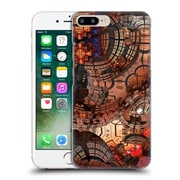 OFFICIAL SVEN FAUTH ABSTRACT Starship Desmo Hard Back Case for Apple iPhone 7 Plus (9_1FA_1C904)