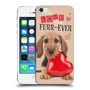 OFFICIAL STUDIO PETS QUOTES Furrever Hard Back Case for Apple iPhone 5 / 5s / SE (9_D_1DF75)