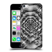 OFFICIAL SVEN FAUTH KALEIDOSCOPE Space Station Hard Back Case for Apple iPhone 5c (9_E_1DBDF)