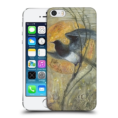 OFFICIAL STEPHANIE LAW STRANGE DREAMS Magpie Hard Back Case for Apple iPhone 5 / 5s / SE (9_D_1A6FD)