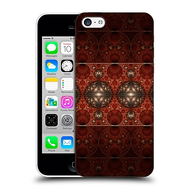 OFFICIAL SVEN FAUTH MANDELBROTBELT Magdeburg Hemispheres Hard Back Case for Apple iPhone 5c (9_E_1DBF6)