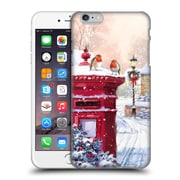 OFFICIAL THE MACNEIL STUDIO WINTER WONDERLAND Robin On Postbox Hard Back Case for Apple iPhone 6 Plus / 6s Plus (9_10_1D563)