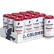 La Colombe Triple Shot Draft Latte Espresso Cold Brew Coffee, Medium Roast, 9 Fl. Oz., 12/Carton (PPPURC1204)