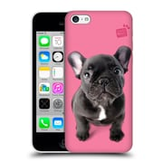 OFFICIAL STUDIO PETS CLASSIC Frenchie Hard Back Case for Apple iPhone 5c (9_E_1DF56)