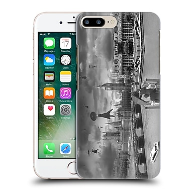 OFFICIAL THOMAS BARBEY CITIES Blown Away BW Hard Back Case for Apple iPhone 7 Plus (9_1FA_1A3E1)