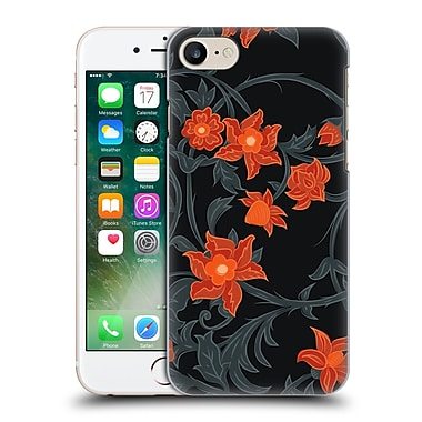 OFFICIAL TRACIE ANDREWS FLORA AND FAUNA 2 Citron Hard Back Case for Apple iPhone 7 (9_1F9_1D8E0)