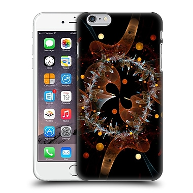 OFFICIAL SVEN FAUTH FRACTALS 3 Venus And Mars Hard Back Case for Apple iPhone 6 Plus / 6s Plus (9_10_1DBEF)