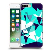 OFFICIAL SPIRES POLYGONS 3265 Crystalline Hard Back Case for Apple iPhone 7 Plus (9_1FA_1D960)