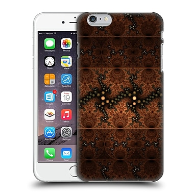 OFFICIAL SVEN FAUTH MANDELBROTBELT Dance Of The Dragons Hard Back Case for Apple iPhone 6 Plus / 6s Plus (9_10_1DBF4)