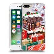 OFFICIAL THE MACNEIL STUDIO CHRISTMAS DECORS Gingerbread House Hard Back Case for Apple iPhone 7 Plus (9_1FA_1D532)