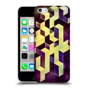 OFFICIAL SPIRES ISY Smashed Hard Back Case for Apple iPhone 5c (9_E_1D957)