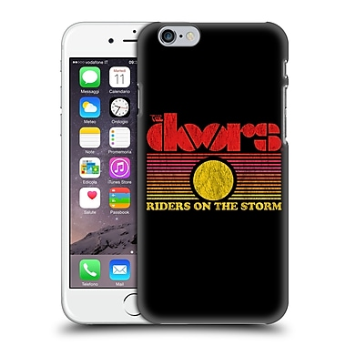 OFFICIAL THE DOORS KEY ART Riders On The Storm Hard Back Case for Apple iPhone 6 / 6s (9_F_1DD9A)