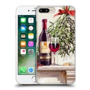 OFFICIAL THE MACNEIL STUDIO CHRISTMAS DECORS Mulled Wine Hard Back Case for Apple iPhone 7 Plus (9_1FA_1D535)