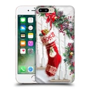 OFFICIAL THE MACNEIL STUDIO CHRISTMAS DECORS Stocking Hard Back Case for Apple iPhone 7 Plus (9_1FA_1D538)