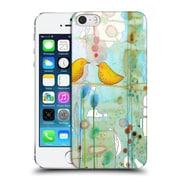 OFFICIAL SYLVIE DEMERS BIRDS Dans Chaque Coeur Hard Back Case for Apple iPhone 5 / 5s / SE (9_D_1BAB5)