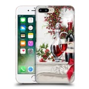 OFFICIAL THE MACNEIL STUDIO CHRISTMAS DECORS Wine Decanter Hard Back Case for Apple iPhone 7 Plus (9_1FA_1D53A)
