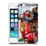 OFFICIAL THE MACNEIL STUDIO SANTA CLAUS Christmas Express Hard Back Case for Apple iPhone 5 / 5s / SE (9_D_1D54F)