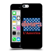 OFFICIAL THE DOORS KEY ART L'America Hard Back Case for Apple iPhone 5c (9_E_1DD92)