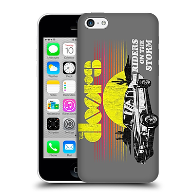 OFFICIAL THE DOORS KEY ART Rots Sun Hard Back Case for Apple iPhone 5c (9_E_1DD93)