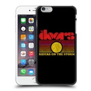 OFFICIAL THE DOORS KEY ART Riders On The Storm Hard Back Case for Apple iPhone 6 Plus / 6s Plus (9_10_1DD9A)