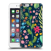 OFFICIAL SYLVIE DEMERS FLOWERS Les Prairies Navy Hard Back Case for Apple iPhone 6 Plus / 6s Plus (9_10_1BAD5)