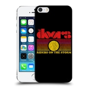 OFFICIAL THE DOORS KEY ART Riders On The Storm Hard Back Case for Apple iPhone 5 / 5s / SE (9_D_1DD9A)