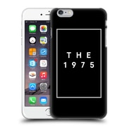 OFFICIAL THE 1975 KEY ART Logo Black Hard Back Case for Apple iPhone 6 Plus / 6s Plus (9_10_1DB50)