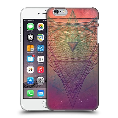 OFFICIAL SPIRES SPIROGRAPHS Pyramid Scrawl Hard Back Case for Apple iPhone 6 Plus / 6s Plus (9_10_1D997)