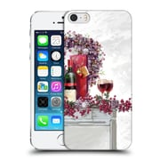 OFFICIAL THE MACNEIL STUDIO CHRISTMAS DECORS Winter Wine Hard Back Case for Apple iPhone 5 / 5s / SE (9_D_1D53B)