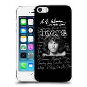 OFFICIAL THE DOORS KEY ART L.A. Woman Morrison Hard Back Case for Apple iPhone 5 / 5s / SE (9_D_1DD94)