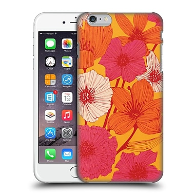 OFFICIAL TRACIE ANDREWS FLORA AND FAUNA Summer Flowers Hard Back Case for Apple iPhone 6 Plus / 6s Plus (9_10_1A6BE)