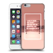 OFFICIAL THE 1975 SONGS I Like It When You Sleep Hard Back Case for Apple iPhone 6 Plus / 6s Plus (9_10_1E3B4)